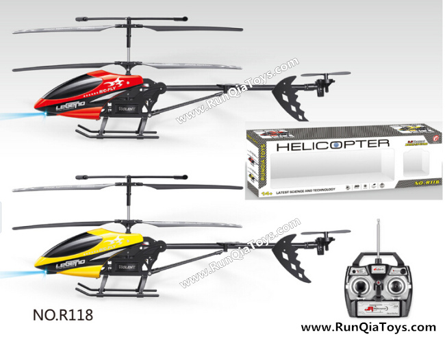 Runqia toys R118 r118g rc helicopter