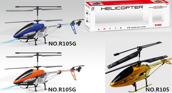 Runqia toys R105 R105 helicopter