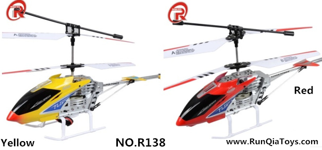 runqia toys rc helicopter R138