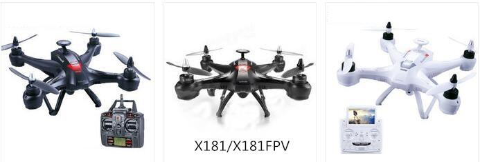 XinLin X181 FPV Quadcopter