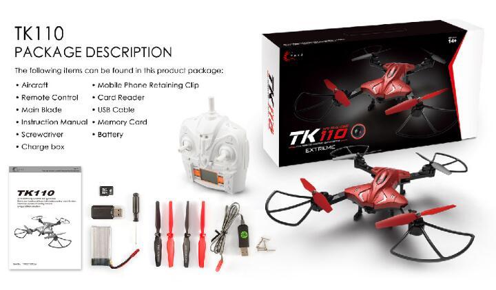 skytech TK110 Quadcopter