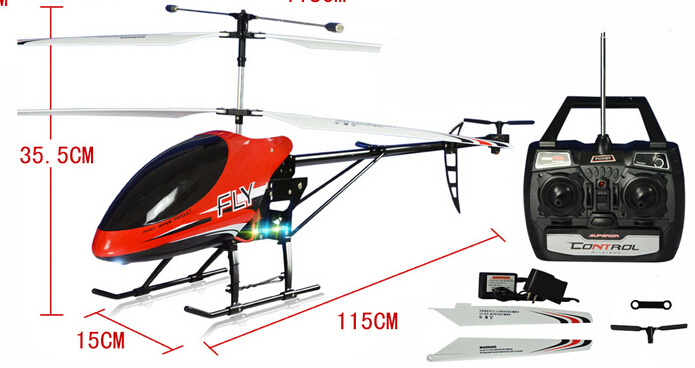 Gettop BX191 Helicopter